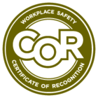 Certificate of Recognition (COR)